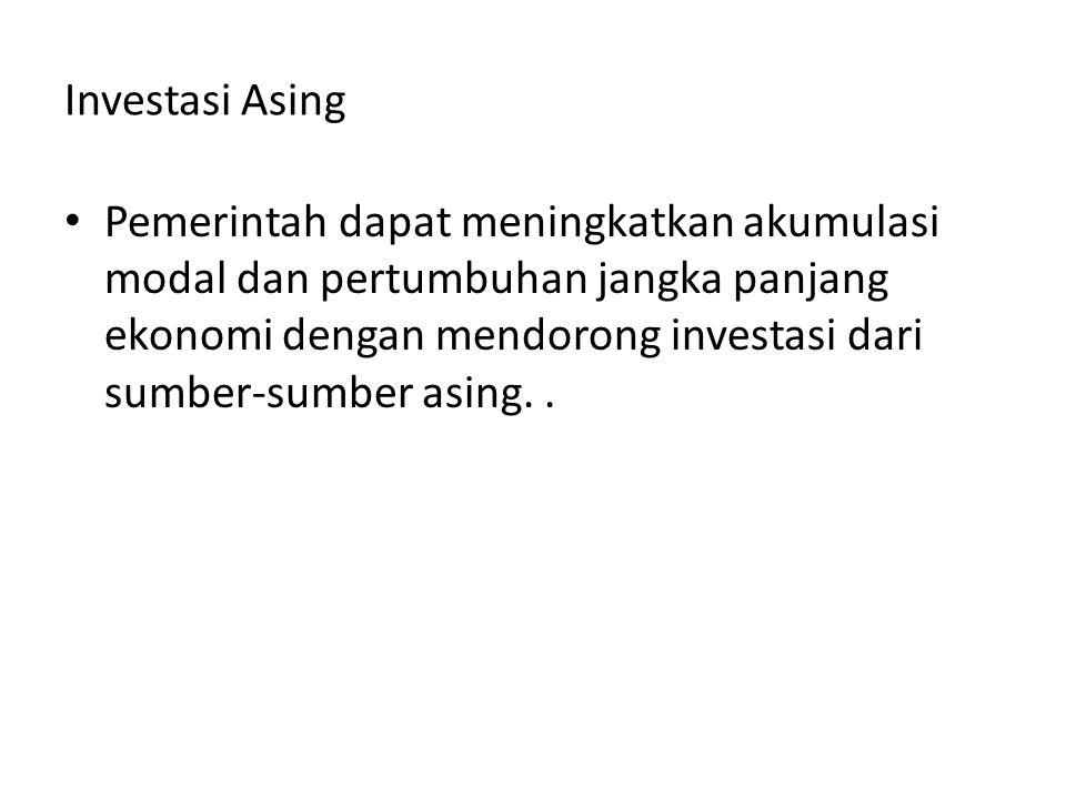 Investasi Asing