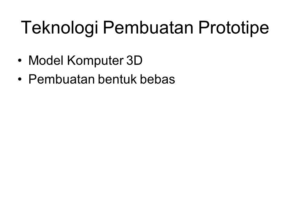 Teknologi Pembuatan Prototipe