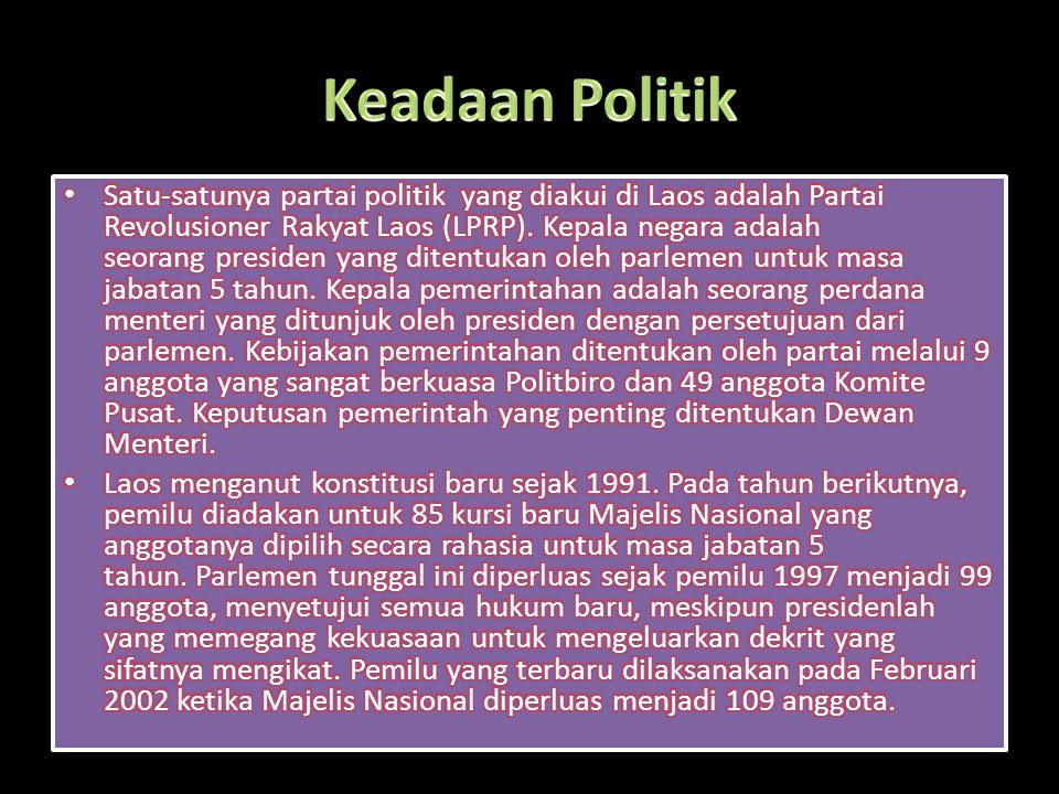 Keadaan Politik
