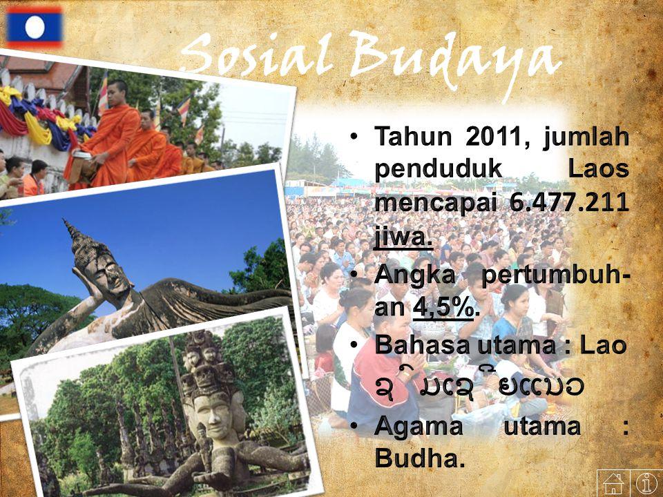 Sosial Budaya ຊົມເຊີຍແນວ