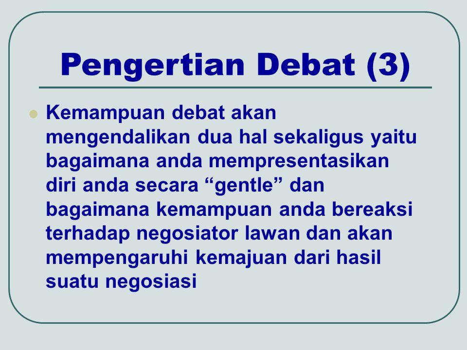 Pengertian Debat (3)