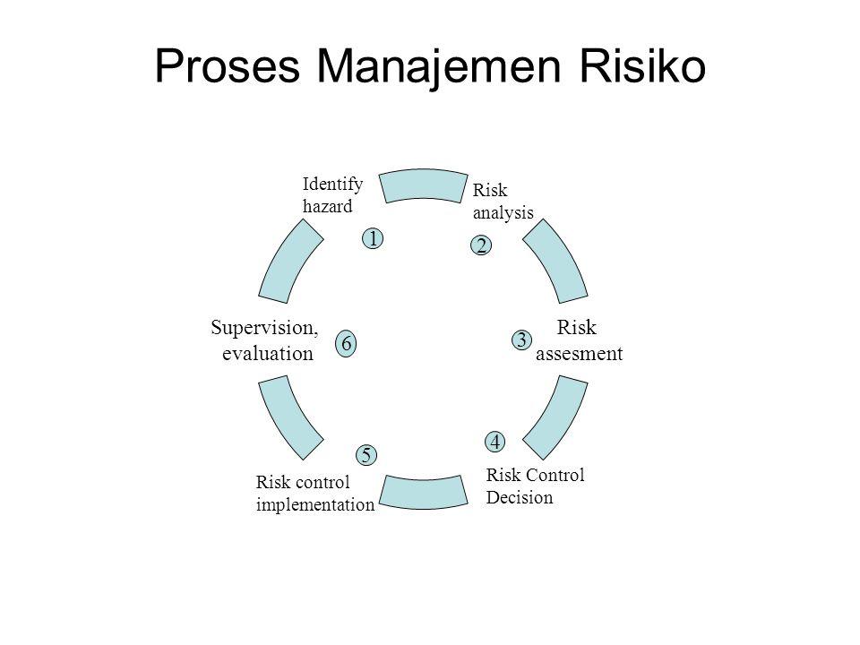 Proses Manajemen Risiko