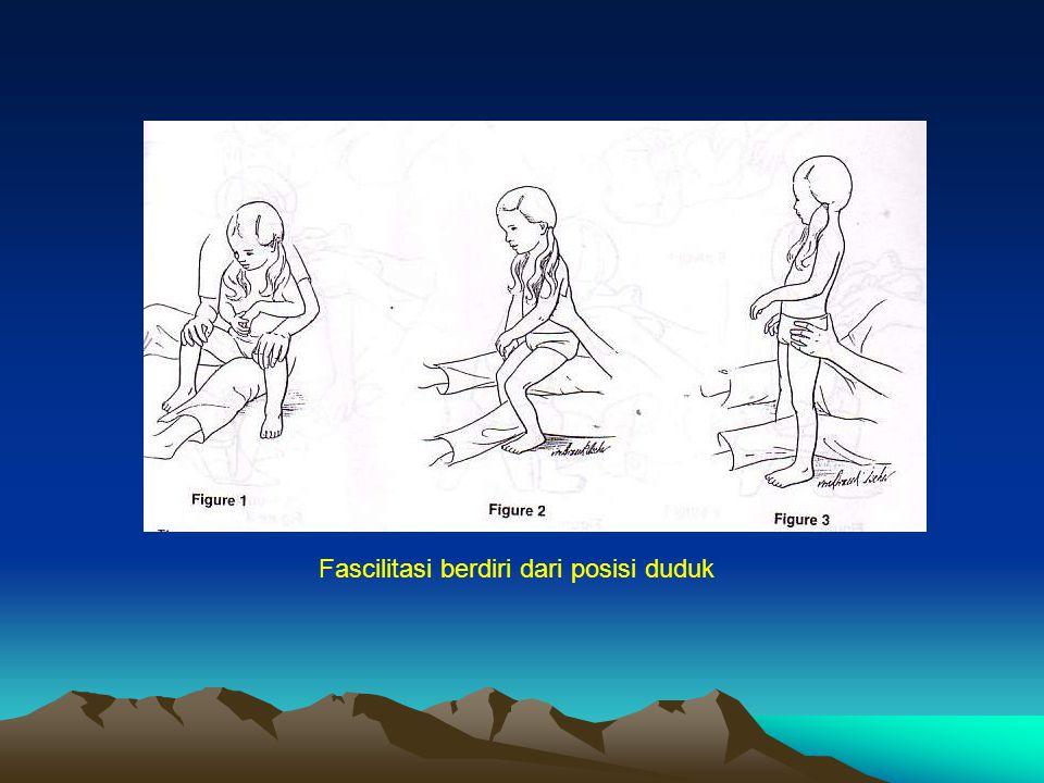 Fascilitasi berdiri dari posisi duduk