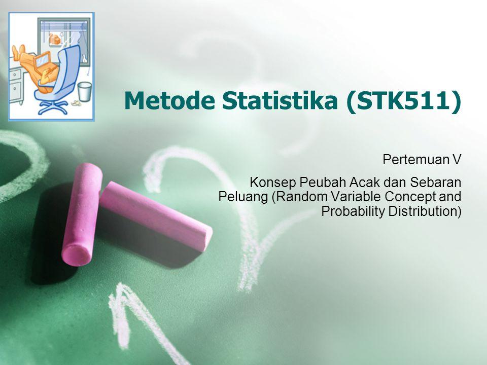 Metode Statistika (STK511)