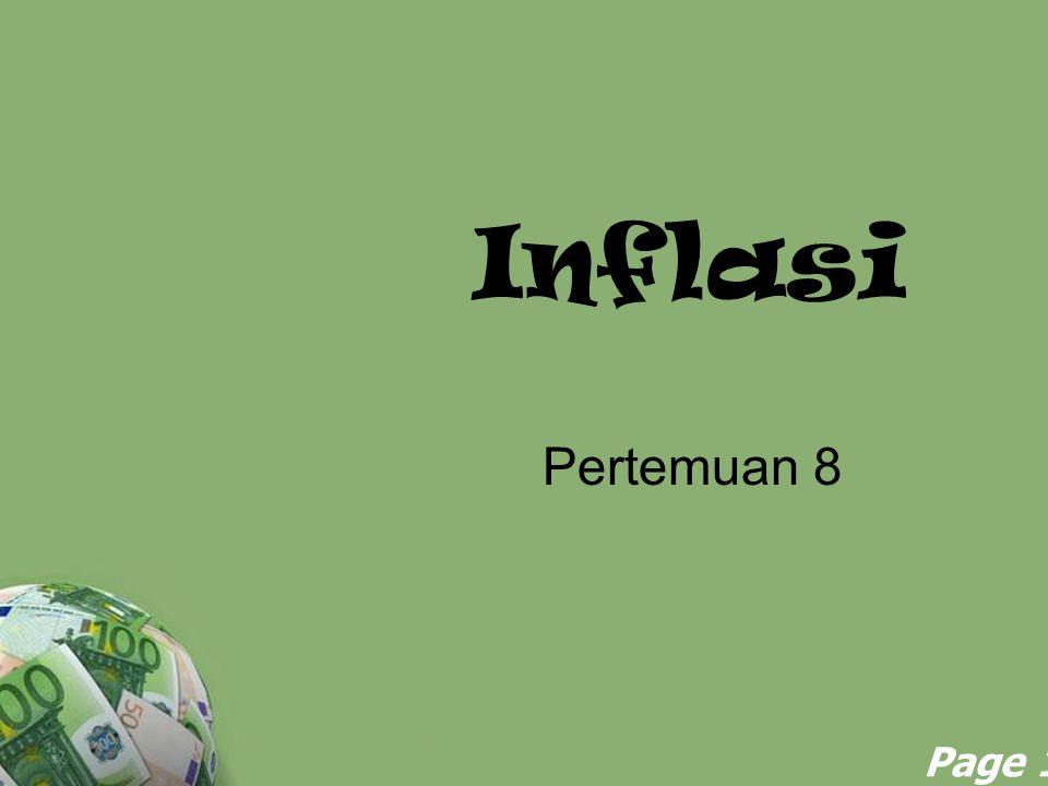 Inflasi Pertemuan 8