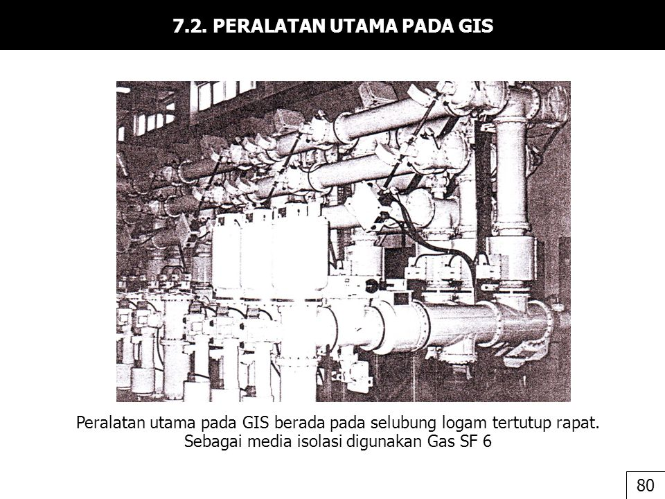 7.2. PERALATAN UTAMA PADA GIS