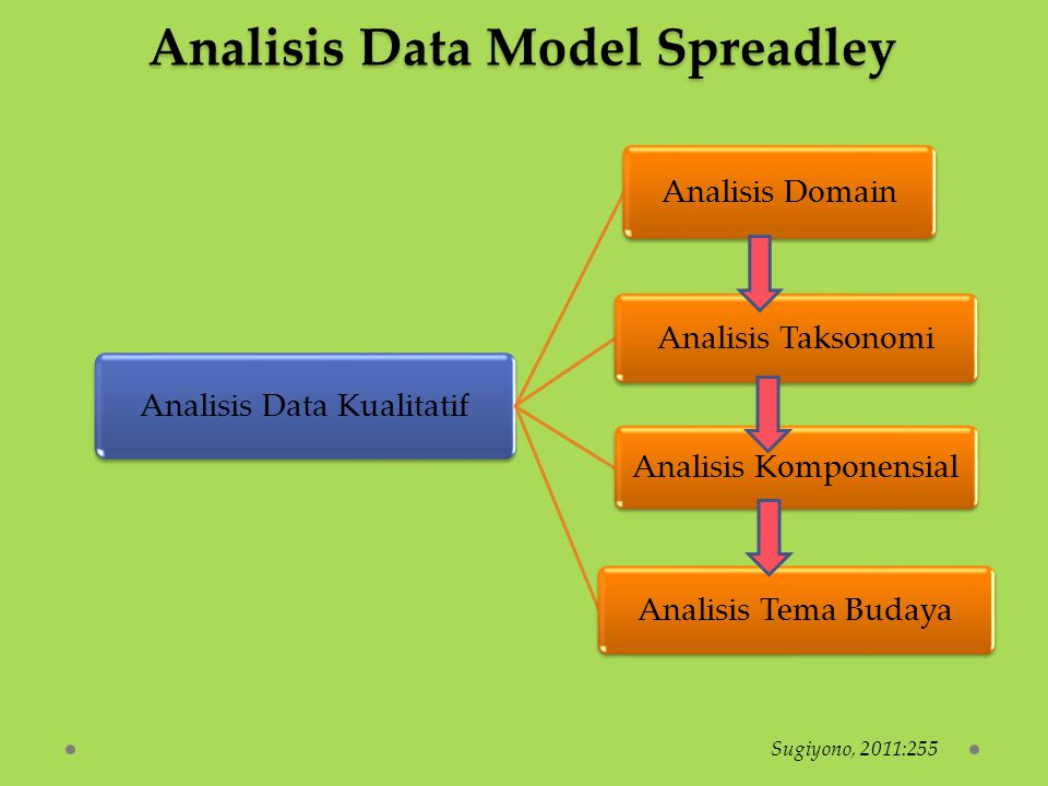 Analisis Data Model Spreadley