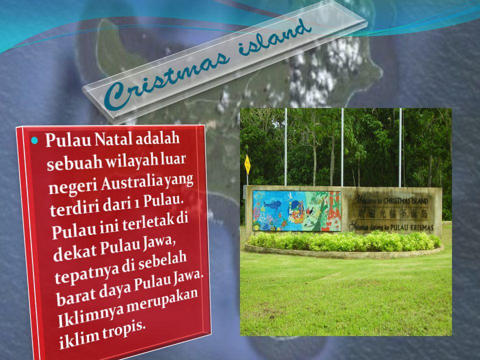 Cristmas island