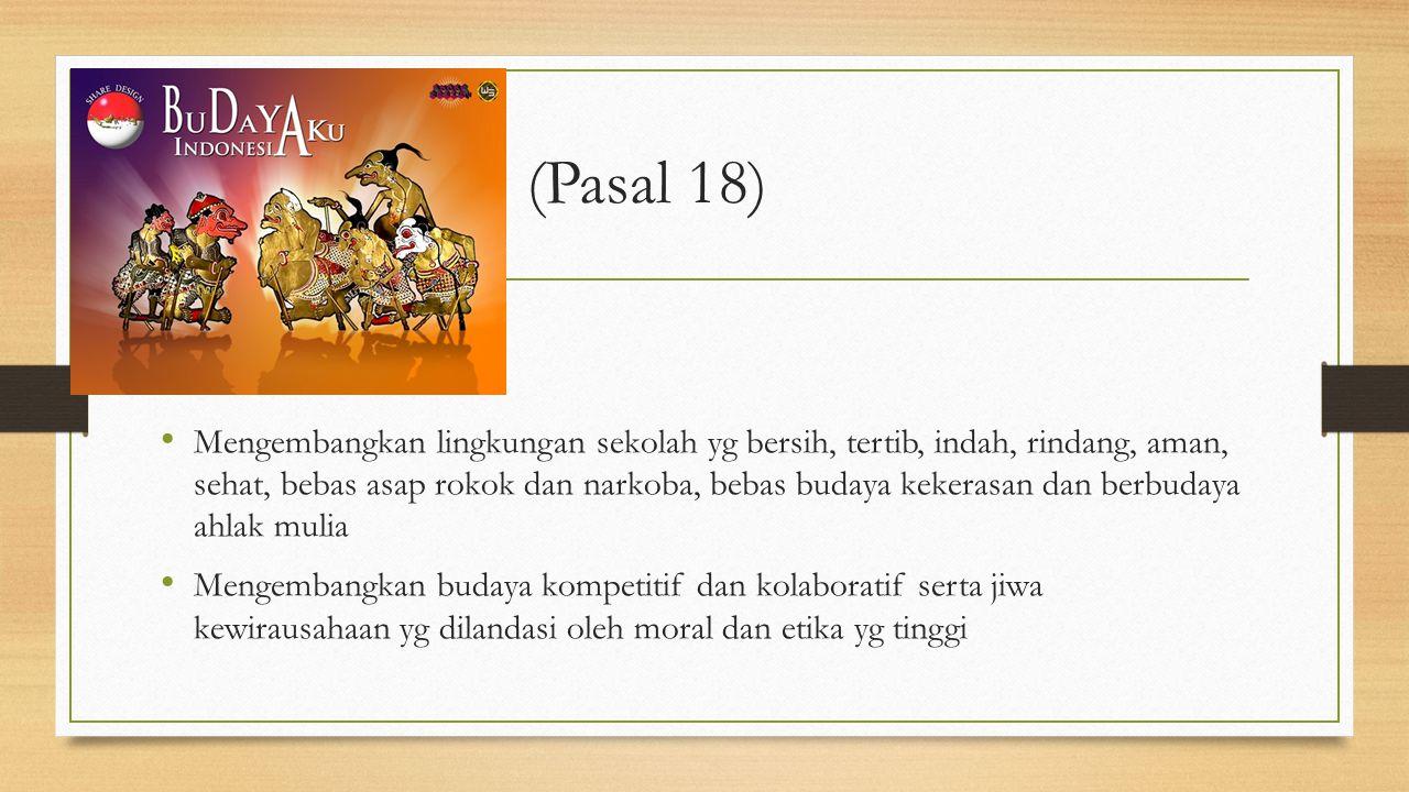 (Pasal 18)