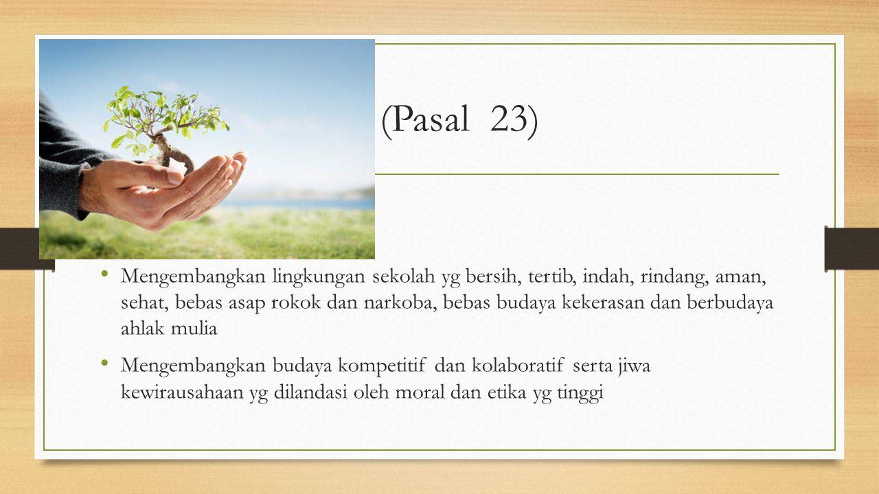 (Pasal 23)