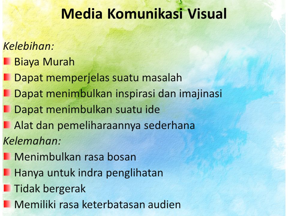 Media Komunikasi Visual