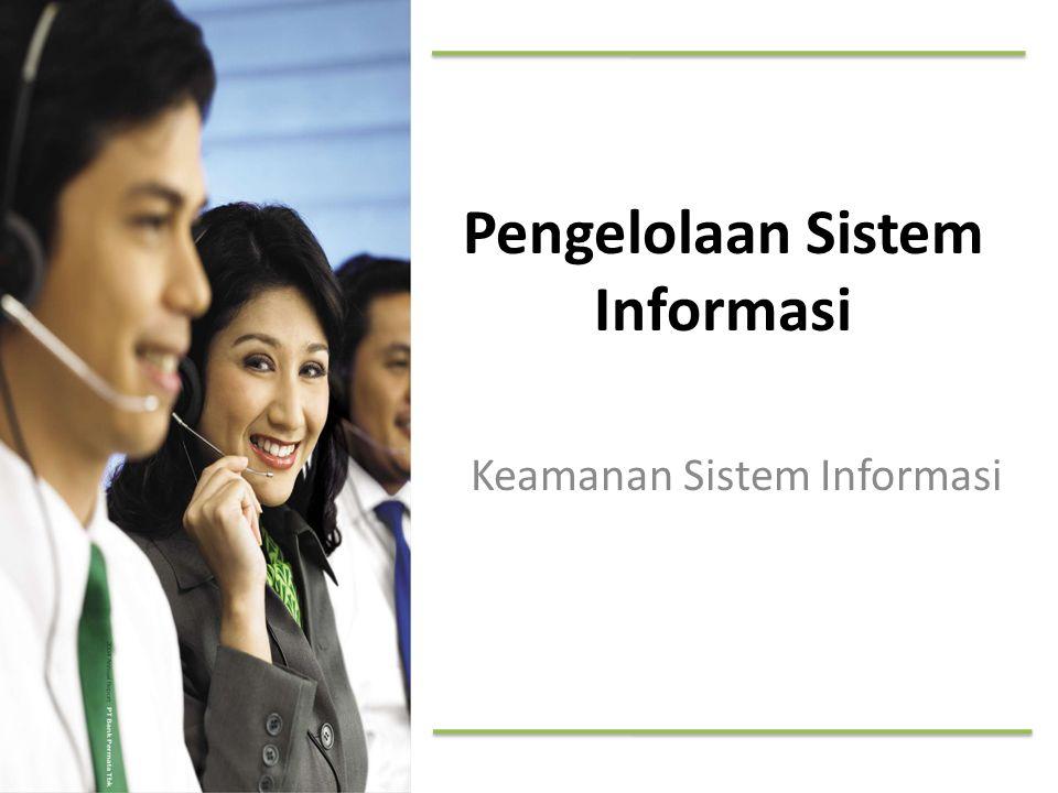 Pengelolaan Sistem Informasi