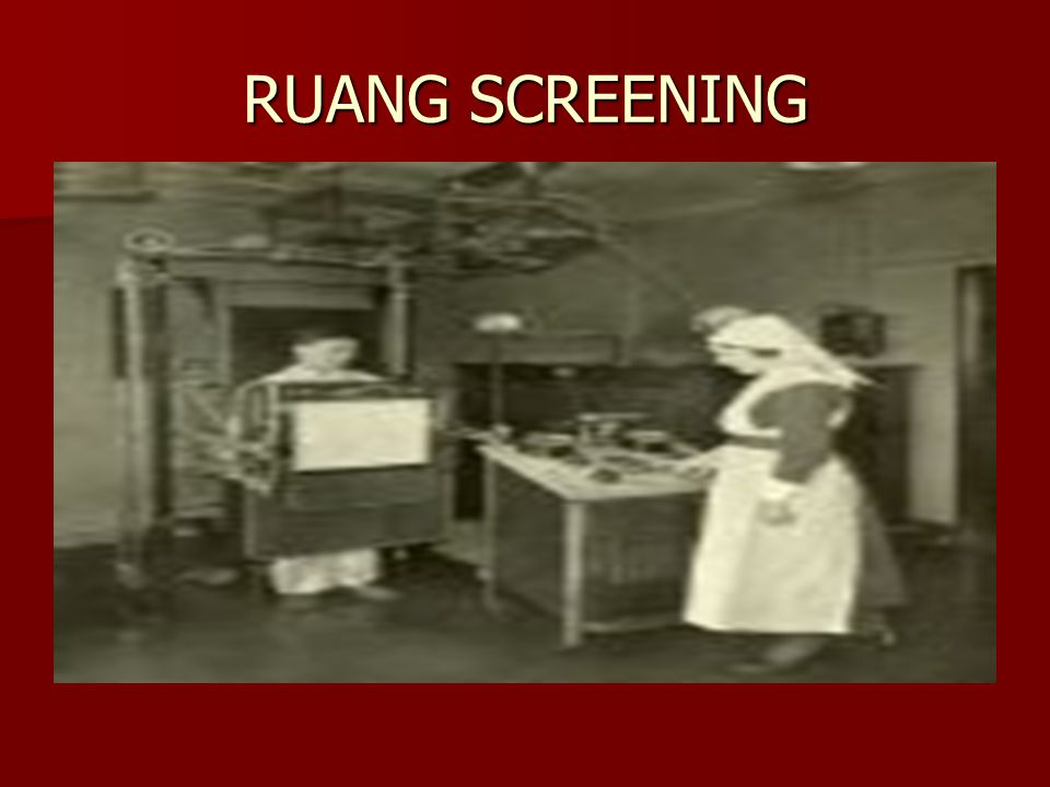 RUANG SCREENING