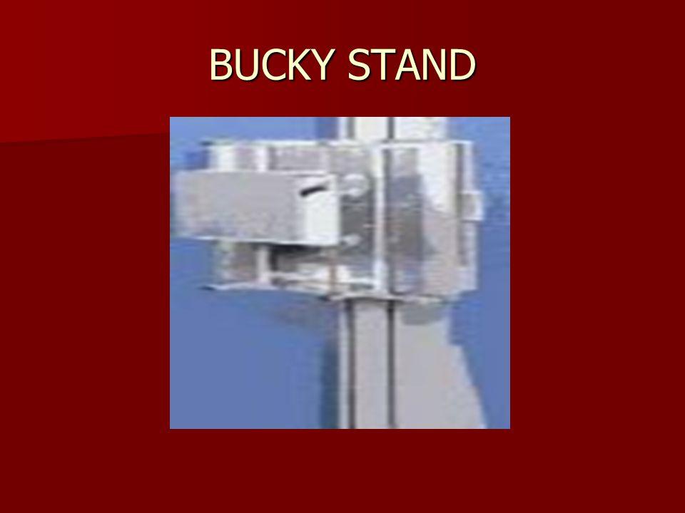 BUCKY STAND