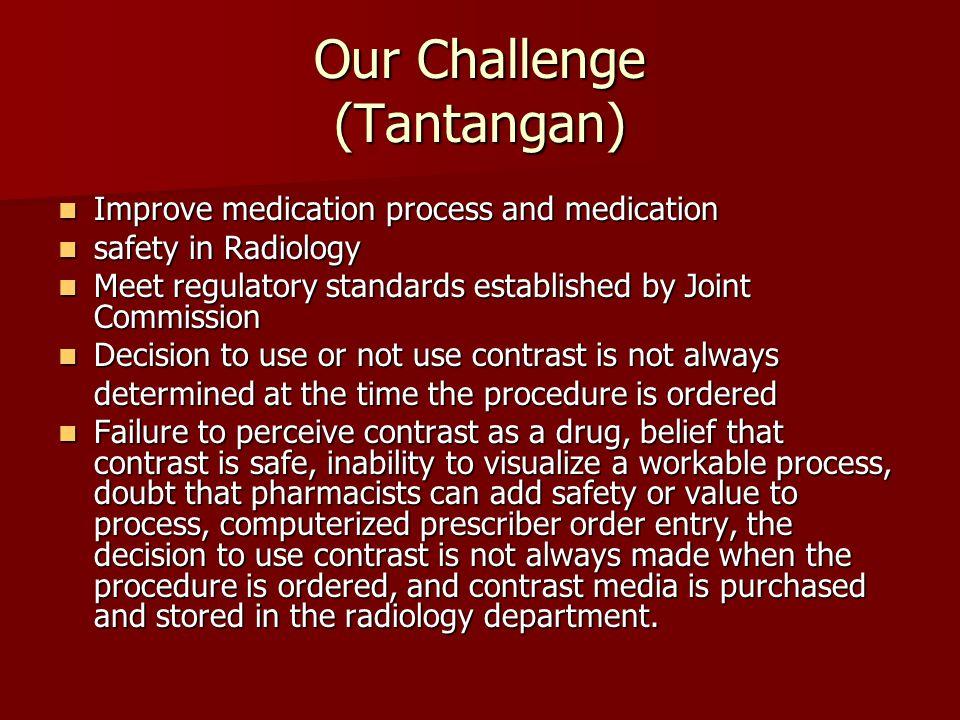 Our Challenge (Tantangan)