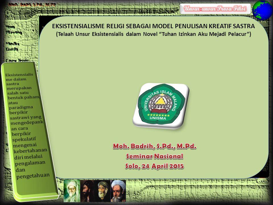 Moh. Badrih, S.Pd., M.Pd. Seminar Nasional Solo, 24 April 2015