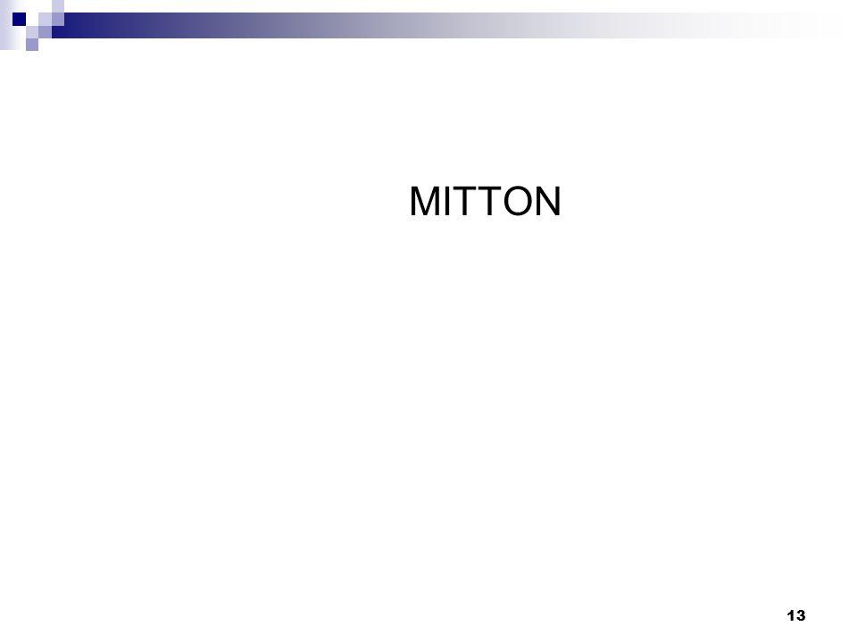 MITTON