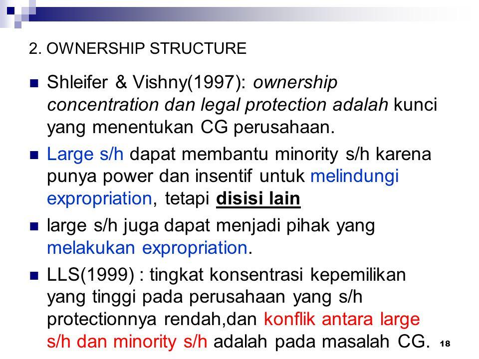 large s/h juga dapat menjadi pihak yang melakukan expropriation.