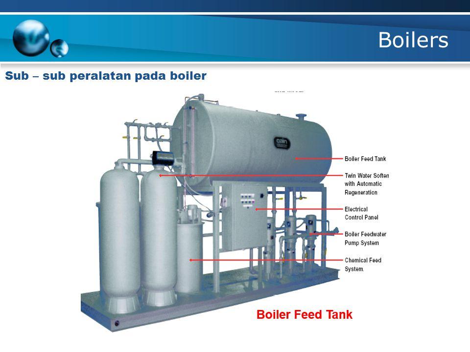 Boilers Sub – sub peralatan pada boiler