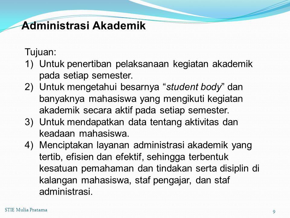 Administrasi Akademik