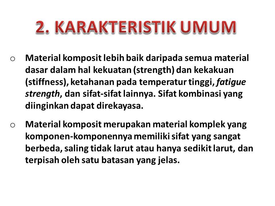 2. KARAKTERISTIK UMUM