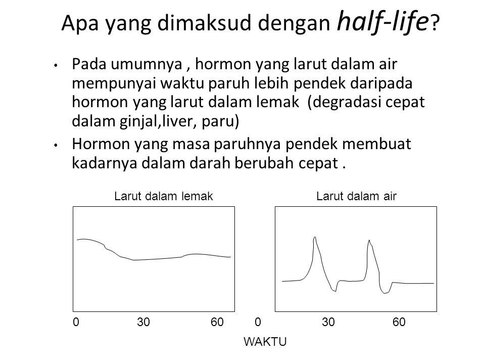 Apa yang dimaksud dengan half-life