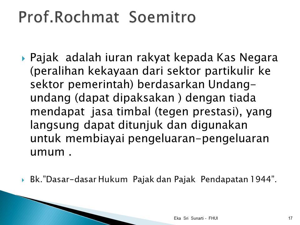 Prof.Rochmat Soemitro