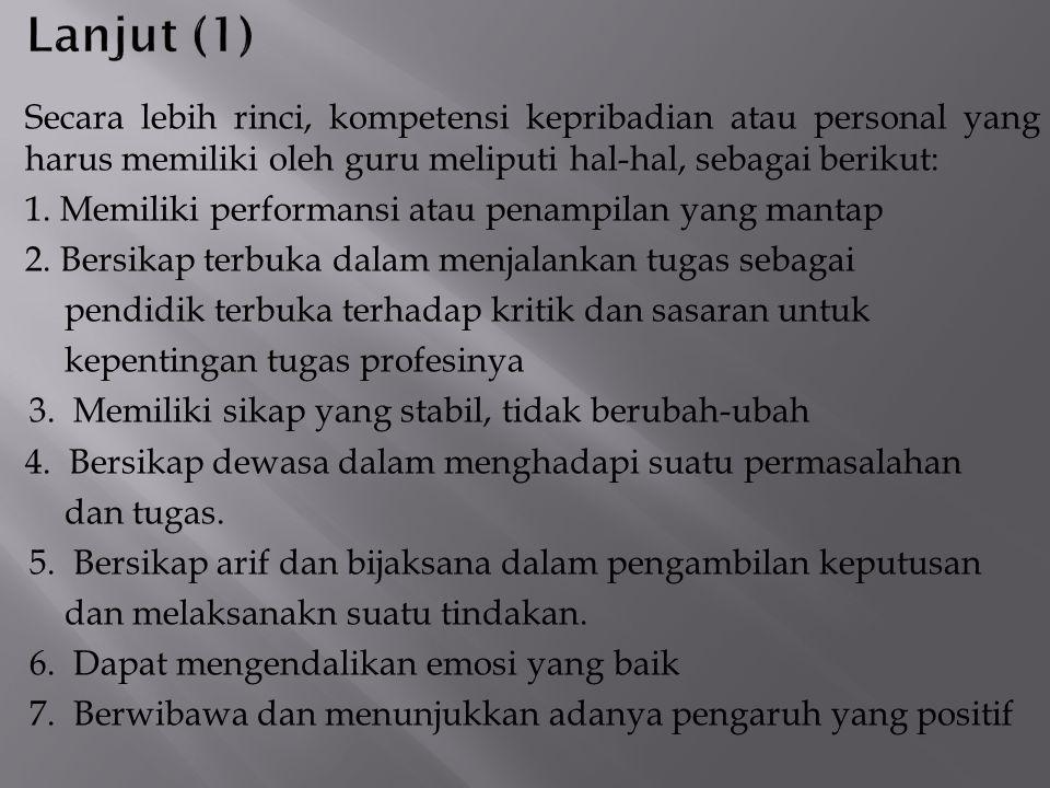 Lanjut (1)