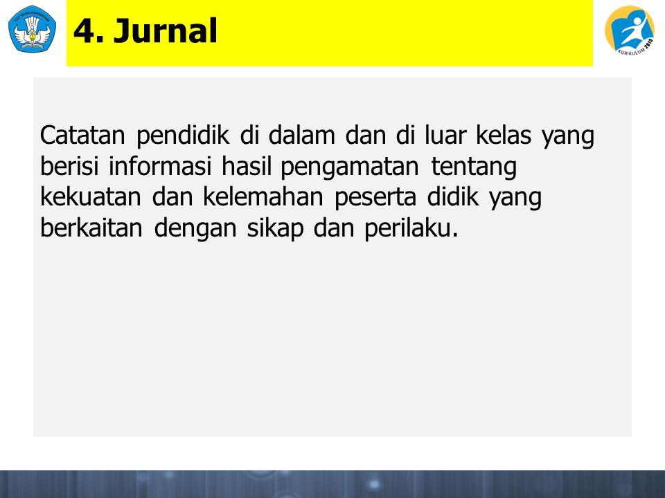 4. Jurnal