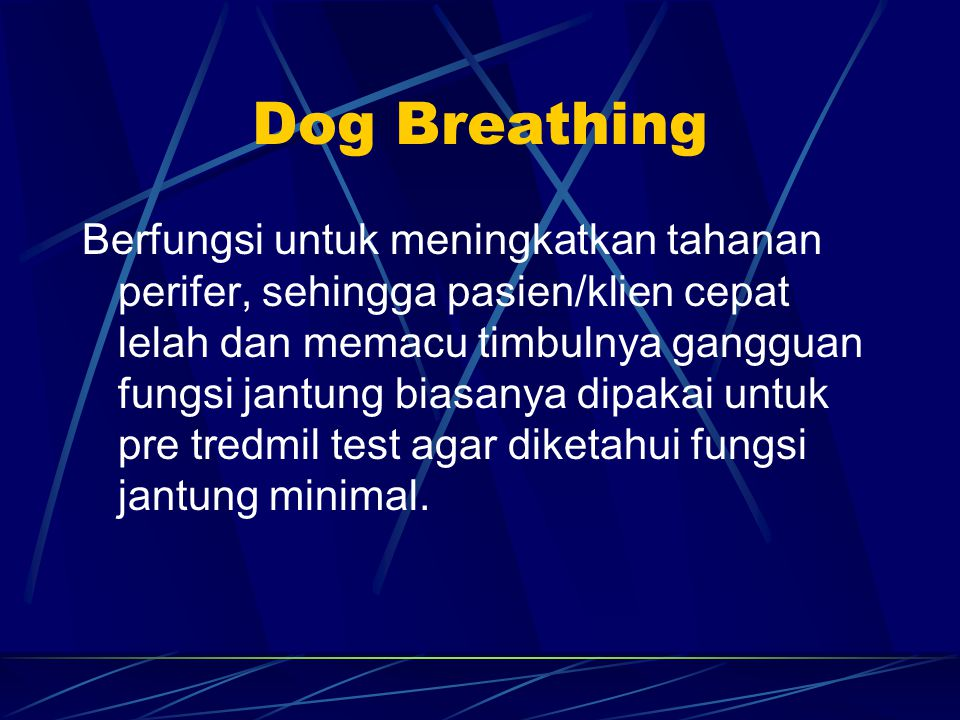 Dog Breathing