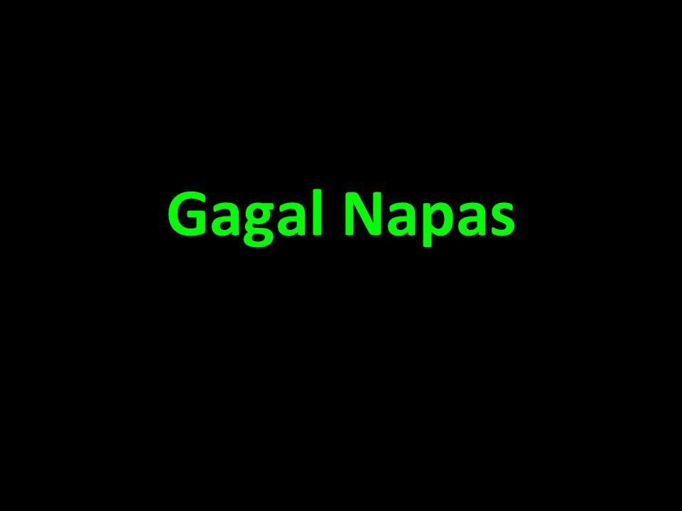 Gagal Napas