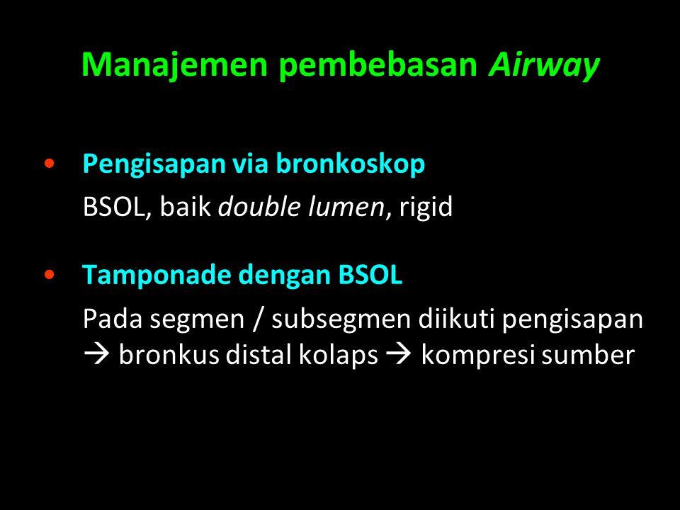Manajemen pembebasan Airway