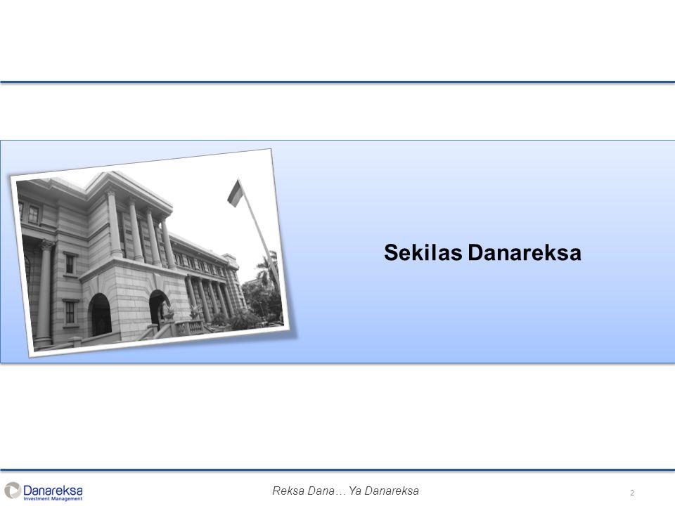 Reksa Dana… Ya Danareksa