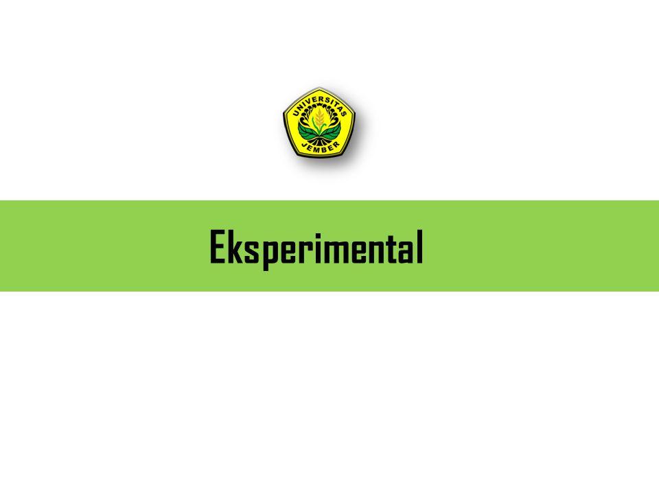 Eksperimental