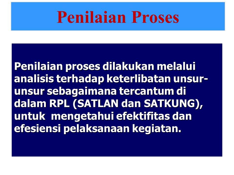 Penilaian Proses