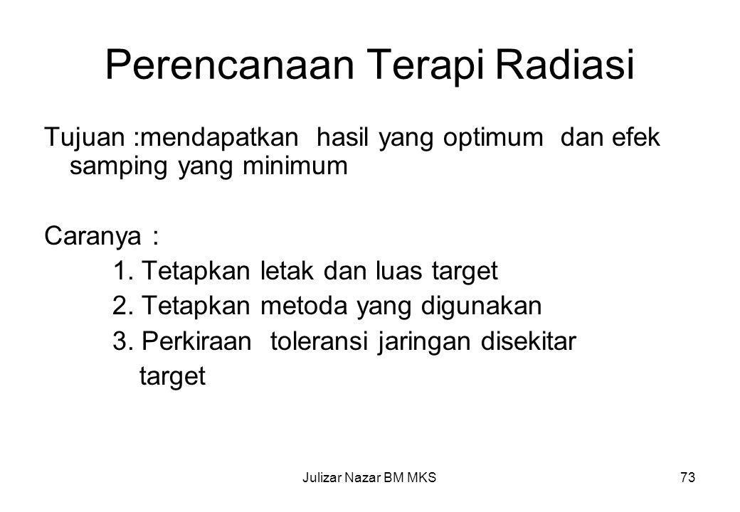 Perencanaan Terapi Radiasi