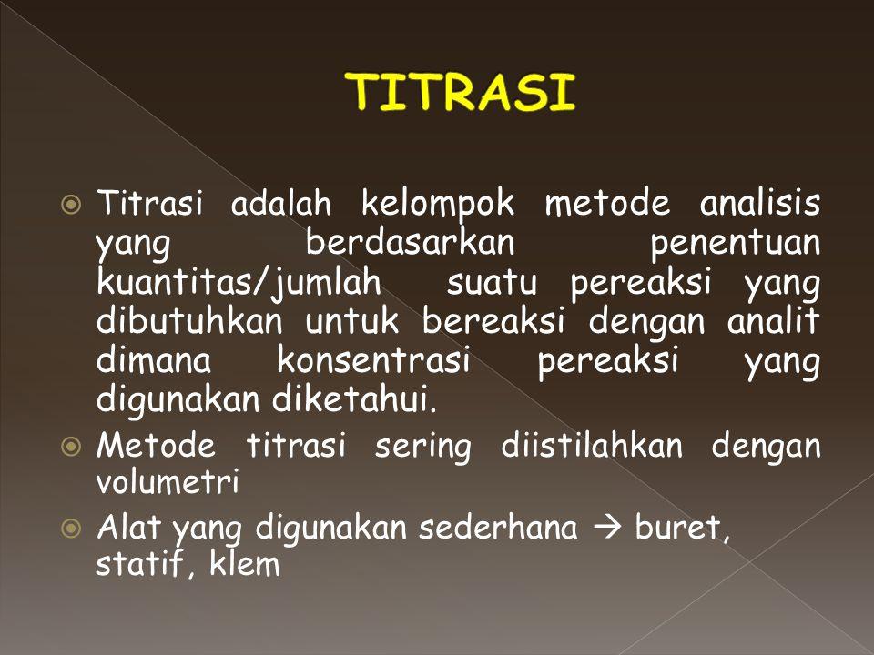 TITRASI