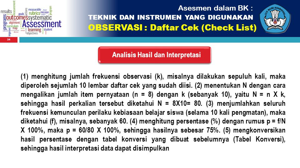 Analisis Hasil dan Interpretasi