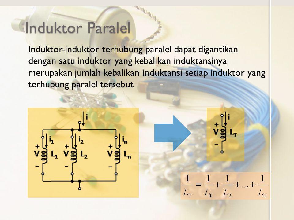 Induktor Paralel