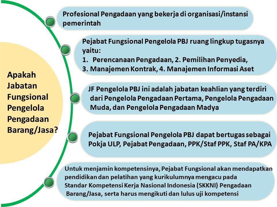 Apakah Jabatan Fungsional Pengelola