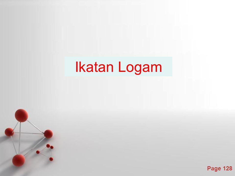 Ikatan Logam