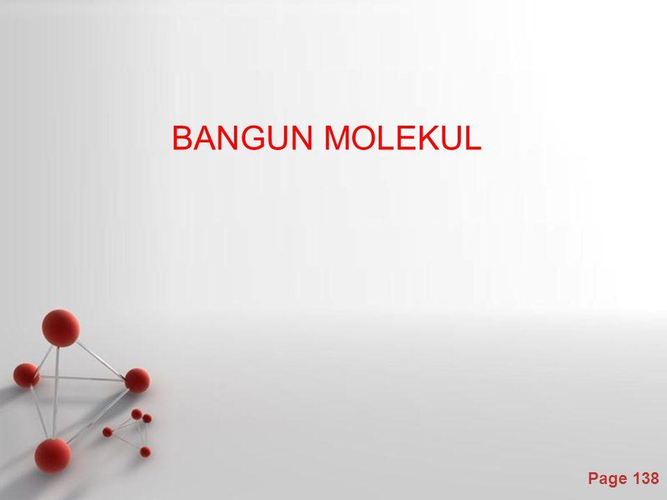 BANGUN MOLEKUL