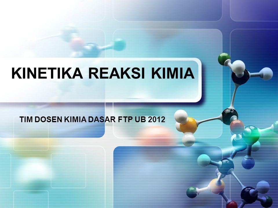 TIM DOSEN KIMIA DASAR FTP UB 2012