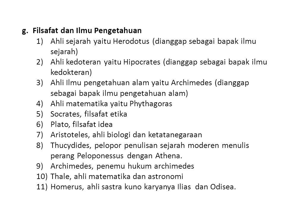 Filsafat dan Ilmu Pengetahuan