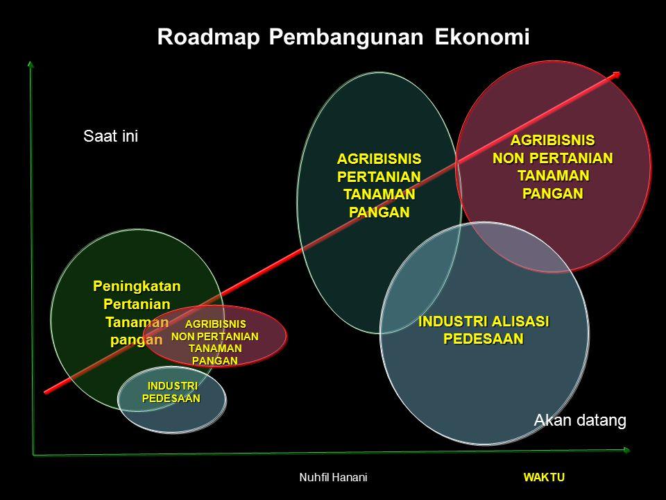 Roadmap Pembangunan Ekonomi INDUSTRI ALISASI PEDESAAN