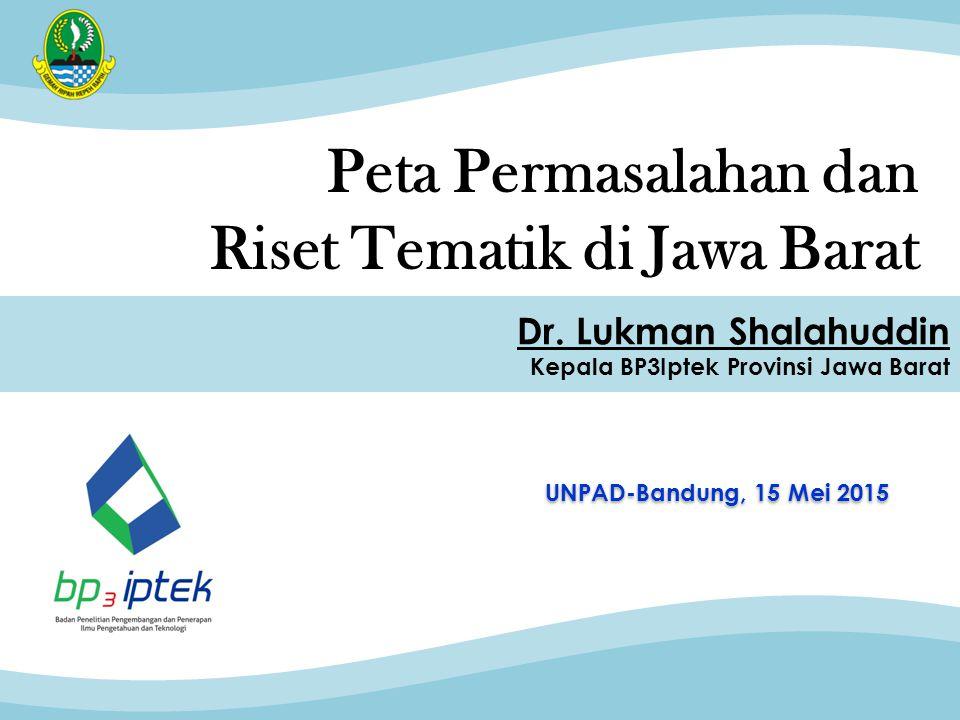 Riset Tematik di Jawa Barat