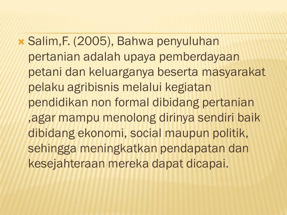 Salim,F.