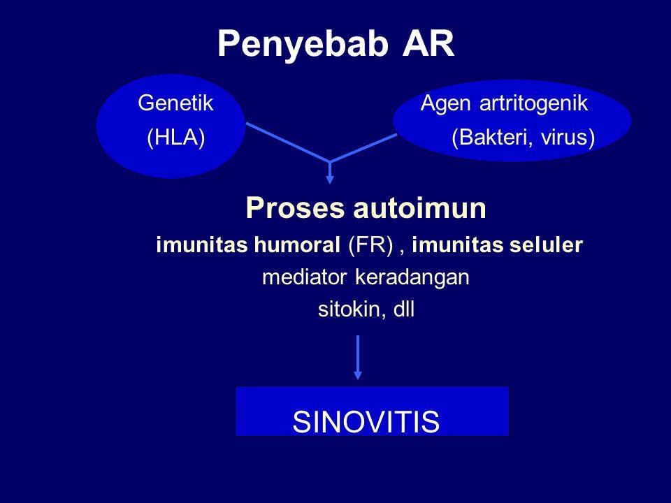 imunitas humoral (FR) , imunitas seluler