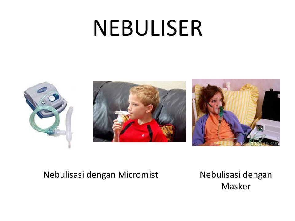 Nebulisasi dengan Micromist