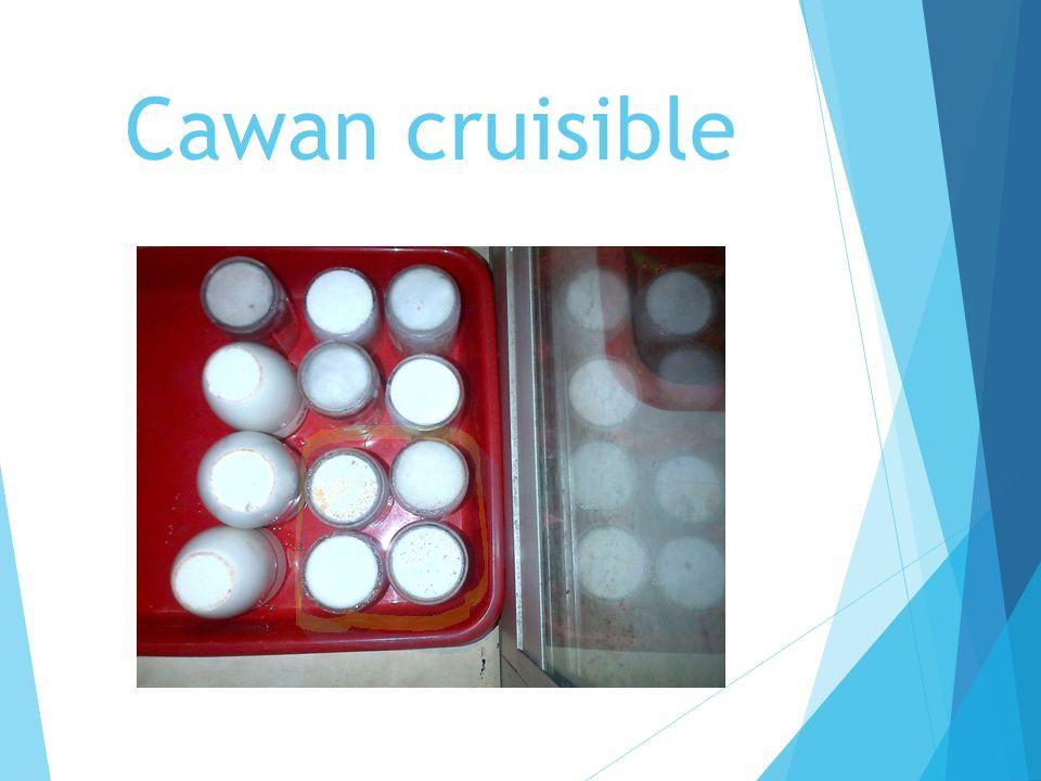 Cawan cruisible